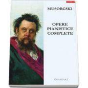 Musorgski M., Opere pianistice complete