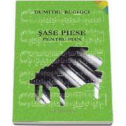 Dumitru Bughici, Sase piese pentru pian