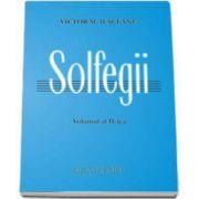 Solfegii, Iusceanu V. - Volumul II