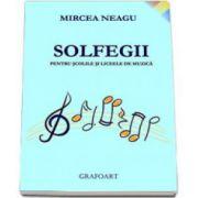 Mircea Neagu, Solfegii pentru scolile si liceele de muzica