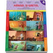 Hansel si gretel - Caiet de lucru pentru clasa pregatitoare semestrul al II-lea (Daniela Besliu)