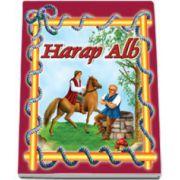 Harap Alb. Carte ilustrata, format 16, 5x23, 5 cm