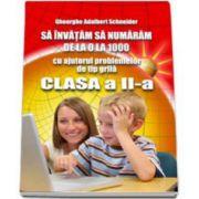 Gheorghe Adalbert Schneider, Sa invatam sa numaram de la 0 la 1000 cu ajutorul problemelor de tip grila clasa a II-a