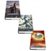 Set trilogia Divergent, autor Veronica Roth. Divergent - Insurgent - Experiment