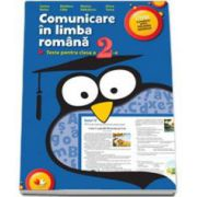 Sorina Barbu, Comunicare in limba romana. Teste pentru clasa a II-a