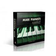 Cutie cadou Mari pianisti ai secolului XX (Volumele audio 13-18) - Inregistrari de colectie