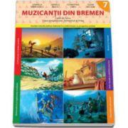 Muzicantii din Bremen - Caiet de lucru pentru clasa pregatitoare semestrul al II-lea (Daniela Besliu)