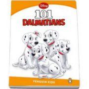 Marie Crook, 101 Dalmatians. Penguin Kids, level 3