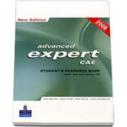Advanced Expert CAE Students Resource Book with Key and CD Pack