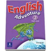 English Adventure Level 2 Pupils Book - plus Picture Cards (Anne Worrall)