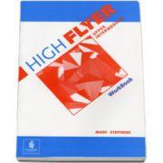 High Flyer- Caiet de exercitii L1 clasa a VIII-a Upp-Intermediate