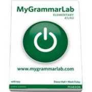 MyGrammarLab Elementary A1/A2 with Key and MyLab Pack (Diane Hall)