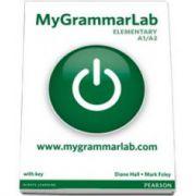MyGrammarLab Elementary A1/A2 with Key and MyLab Pack (Diane Hall)