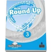 New Round Up Level 3 Teacher s Book. With Audio CD Pack