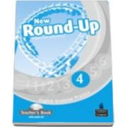New Round Up Level 4 Teacher s Book. With Audio CD Pack