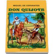 Minunatele ispravi ale vestitului cavaler Don Quijote (Repovestire pentru copii de Al. Alexianu)