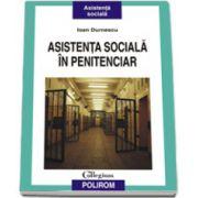 Asistenta sociala in penitenciar
