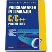 Programarea in limbajul C/C++ pentru liceu. Volumul al III-lea
