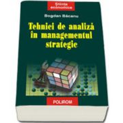Tehnici de analiza in managementul strategic