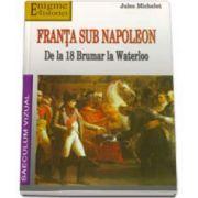 Jules Michelet, Franta sub Napoleon. De la 18 Brumar la Waterloo