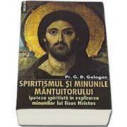 Spiritismul si minunile Mantuitorului