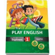 Curs de limba engleza Play English - English for beginners level 1