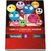 Amalia Barba, Limba si literatura romana - Caiet de aplicatii pentru clasa a VIII-a