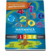 Flora Abrudan, Matematica - Memorator clasele I-IV