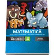 Anca Veronica Taut, Matematica si explorarea mediului caiet de aplicatii clasa a IV-a