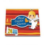 Micul Crestin Talentat - 24 Activitati pentru ora de Religie