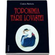 Marinoiu Costea, Toponimia Tarii Lovistei