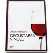 Jancis Robinson, Degustarea vinului - Editie Cartonata