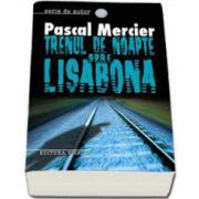 Pascal Mercier, Trenul de noapte spre Lisabona
