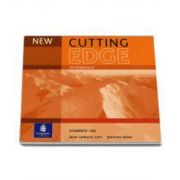 New Cutting Edge Intermediate level Students CDs 1-2 (Format, CD-Audio)