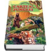 Rudyard Kipling - Cartea junglei - Editie de lux, ilustrata (Coperti, cartonate)