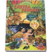 Rudyard Kipling - Cartea junglei - Editie ilustrata