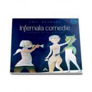 Infernala comedie - Ilustratii de Felix Aftene (Emil Brumaru)