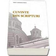 Gheorghe Streza, Cuvinte din Scripturi