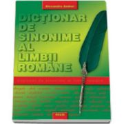 Dictionar de sinonime al limbii romane (Alexandru Andrei)