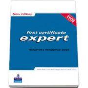 Nick Kenny, FCE Expert Teachers Resource Book. New Edition