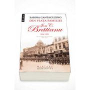 Sabina Cantacuzino, Din viata familiei Ion C. Bratianu 1914-1919