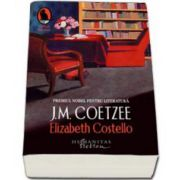 Elizabeth Costello - Opt lectii. Colectia Raftul Denisei