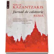 Nikos Kazantzakis, Jurnal de calatorie. Rusia