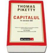 Capitalul in secolul XXI. Cartea ce va schimba modul in care percepem societatea si in care gandim economia