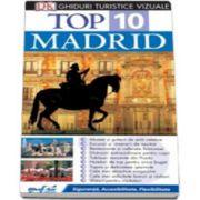 Top 10 Madrid. Ghid turistic vizual
