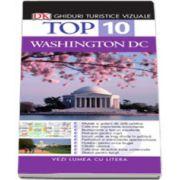 Top 10 Washington DC - Colectia, ghiduri turistice vizuale