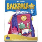 Mario Herrera, Backpack Gold level 1 Workbook