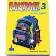 Backpack level 3. Students Book (Herrera Mario)