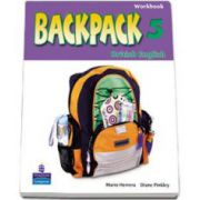 Backpack level 5 Workbook (Herrera Mario)