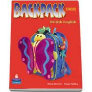 Backpack starter level. Students Book (Herrera Mario)